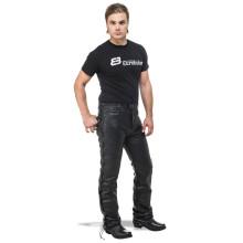 Sweep Desperado leather pant