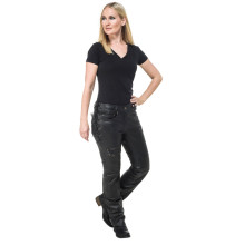 Sweep Bella ladies leather pant
