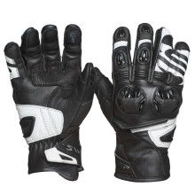 Sweep Forza gloves, black/white