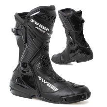 Sweep Race Tech racing shoes, black