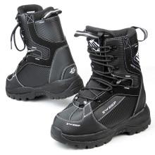 Sweep Yeti snowmobile boot, black/white