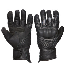 Sweep Wolverine waterproof leather glove, black