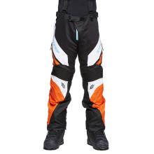 Sweep Racing Division 2.0 snowmobile pant, black/white/orange/blue