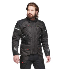 Sweep GS Air ADV 4 season jacket, black