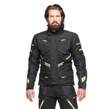 Sweep GT Adventure II 4-season jacket, black/yellow