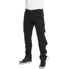 Sweep Black Jack aramid reinforced cargo pant, high waist