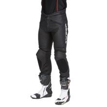 Sweep Maverick leatherpant, black