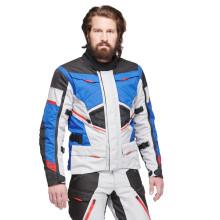 Sweep GT Adventure II 4-season jacket, ivory/blue/black/red
