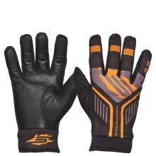 Sweep Racing department 2.0 käsine, musta/harmaa/oranssi
