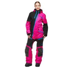Sweep Backcountry naisten kelkkahaalari, pinkki/musta/sininen