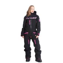 Sweep Gravity naisten kelkkahaalari, musta/pinkki