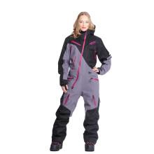 Sweep Snowcore Evo 3.0 vuorellinen naisten kelkkahaalari, musta/purppura
