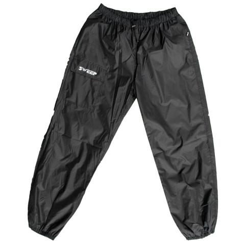Sweep Monsoon 3 over pant, black