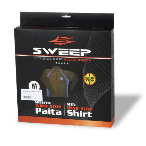 Sweep Wind Blocker shirt