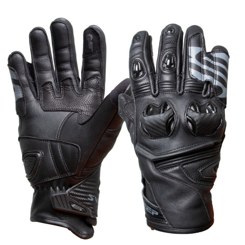 Sweep Forza gloves, black