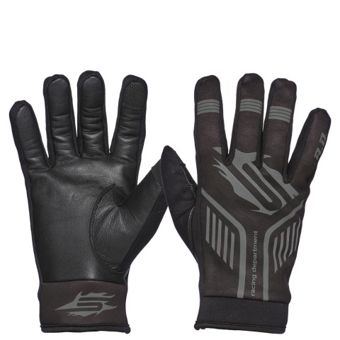 Sweep Racing department 2.0 glove, black/grey