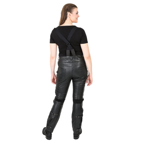 Sweep Amelia ladies leather pant