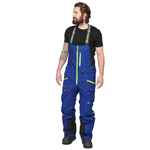 Sweep Scout snowmobile touring pant, blue