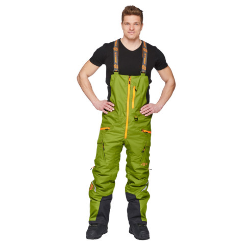 Sweep Scout snowmobile touring pant, green