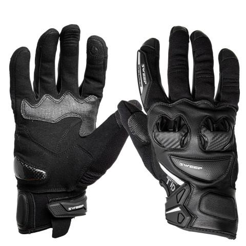 Sweep Hammer glove, black