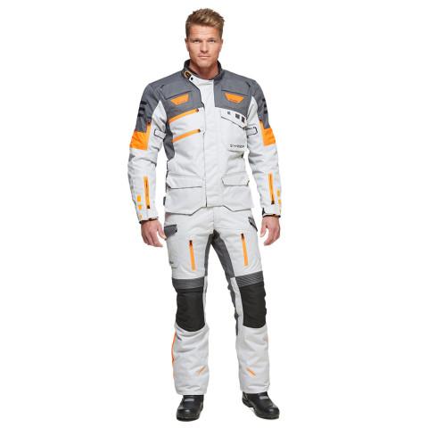 Sweep GPX 4-season ajotakki, harmaa/oranssi