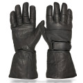 Sweep Magister leather glove, black