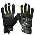 Sweep Hammer glove, black/yellow